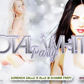 TOTAL WHITE PARTY