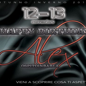 HAPPY BIRTHDAY ALEX 12-13/11
