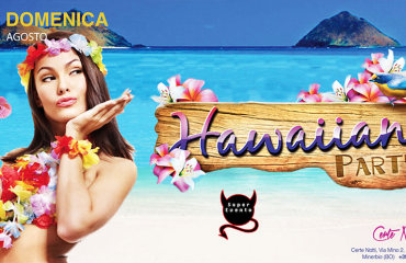 20/8 Hawaiian Party
