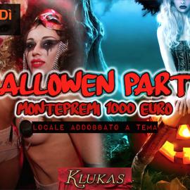 31/10 Hallowen party