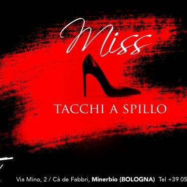 Miss Tacchi a Spillo