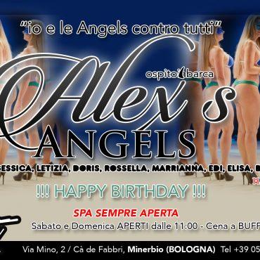 Alex AngelsHB