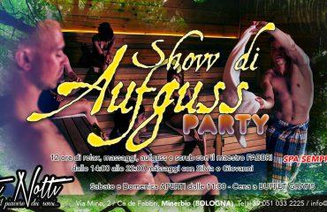 Show di Aufguss