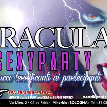 Dracula Sexy Night