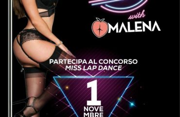 Malena: lap dance night
