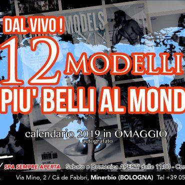 12 Modelli •  Calendario