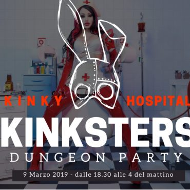 KINKSTERS DUNGEON PARTY