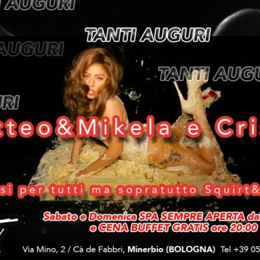 Tanti Auguri Matteo&Michela e Cristachic