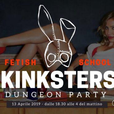 Kinksters Fetish School