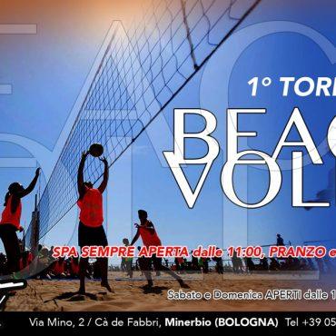 1° Torneo di Beach Volley