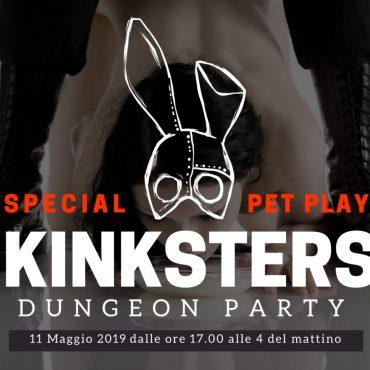Kinkster special pet play
