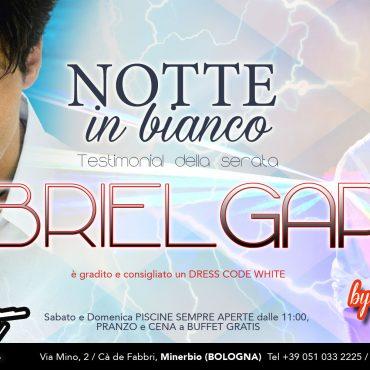 Notte in Bianco con Gabriel Garko