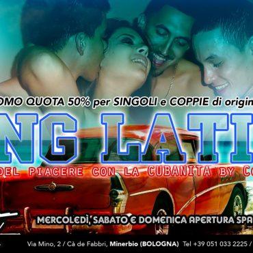 Gang Latina: promo per singoli e coppie di origine latina