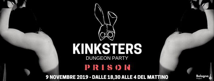 Kinkster Dungeon Party: Prison
