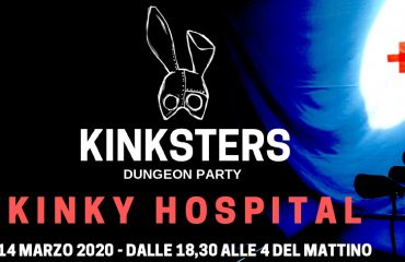KINKERSTER Dugeon Party: Kinky Hospital
