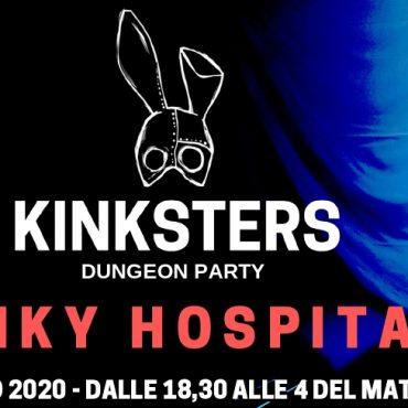 KINKERSTER Dugeon Party: Kinky Hospital