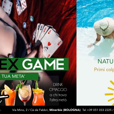 UN WEEK-END che VALE DOPPIO: play sex game & naturist garden