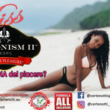 Miss hedonism II: chi sarà la donna del piacere?