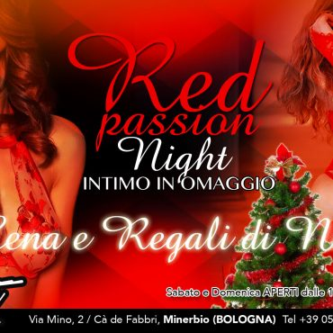 Red Passion Night