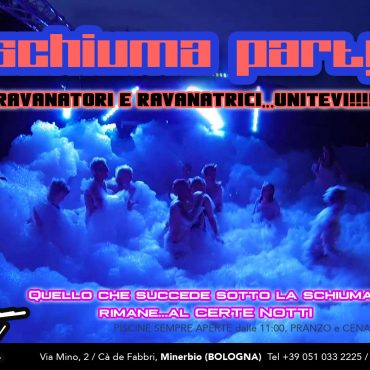 Schiuma party: Ravanatori e Ravanatrici unitevi