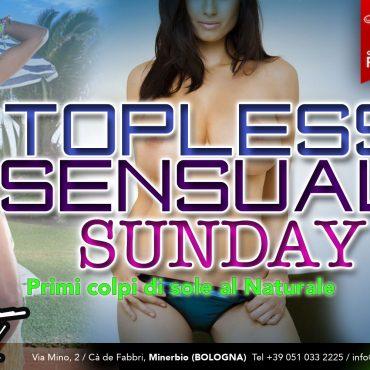 TOPLESS SENSUAL SUNDAY